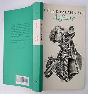 Asfixia: Chuck Palahniuk