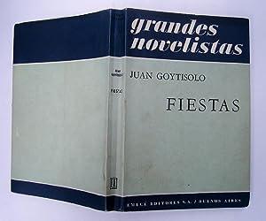 Fiestas: Juan Goytisolo
