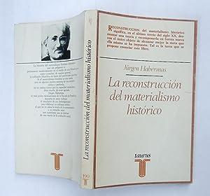 La Reconstrucción Del Materialismo Histórico: Jürgen Habermas