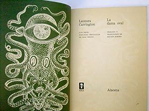 La Dama Oval: Leonora Carrington