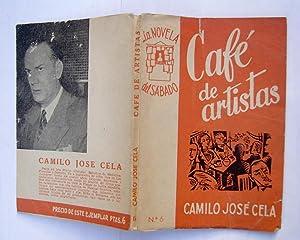 Café De Artistas: Camilo José Cela
