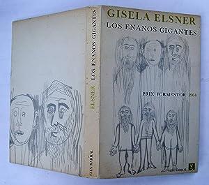 Los Enanos Gigantes: Gisela Elsner