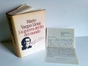 La Guerra Del Fin Del Mundo: Mario Vargas Llosa