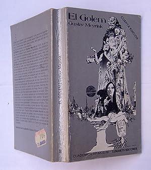 El Golem: Gustav Meyrink