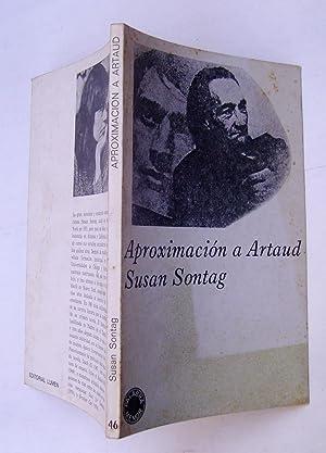 Aproximación a Artaud: Susan Sontag