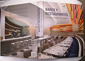 Bares y Restaurantes. Lo último en Diseño de interiores: Daniela Santos Quartino