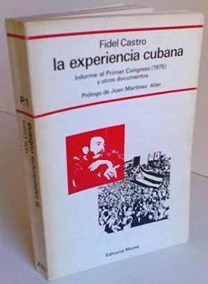 La Experiencia Cubana: Fidel Castro