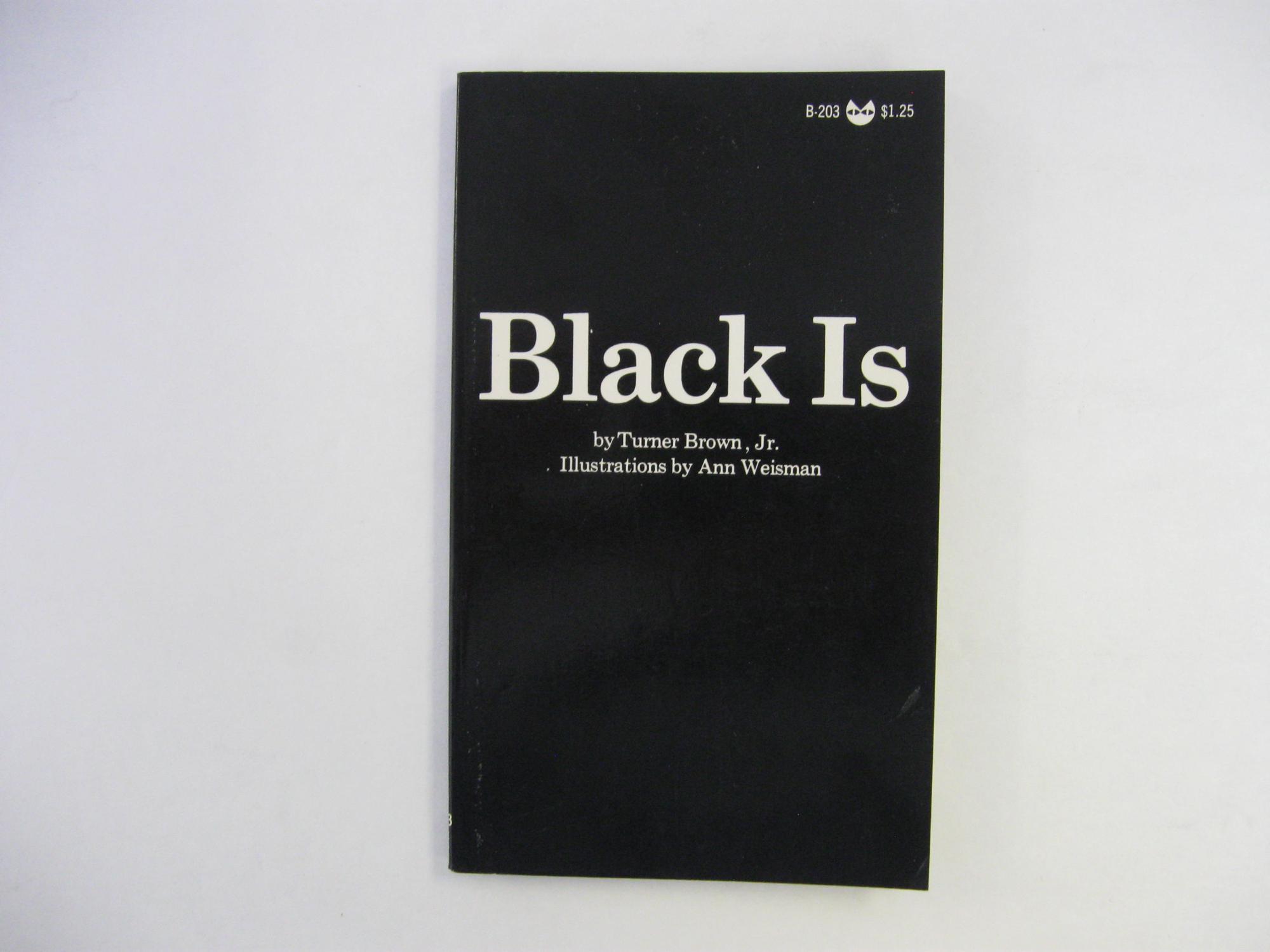 Black Is: Brown, Turner Jr.