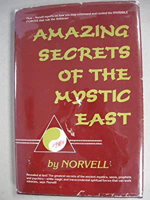 Amazing Secrets of the Mystic East: Norvell