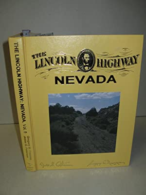 Lincoln Highway Nevada (1st, Signed by both): Gregory Franzwa & Jesse Petersen
