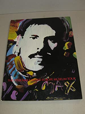 Peter Max, A Retrospective: Eastern Europe Museum Tour: (Signed): Max, Peter (SIGNED)