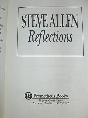 Reflections; {signed}: Allen, Steve (SIGNED)