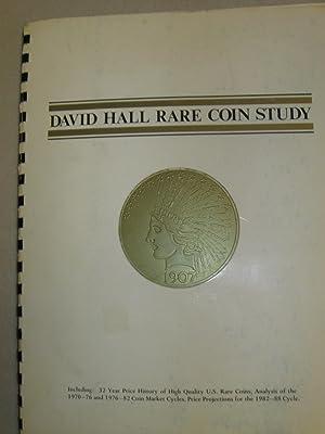 Hall David Rare Coin Study: Hall David