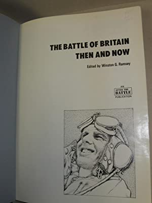 Battle of Britain: Then and Now (mk III): Winston G. Ramsey (Editor)