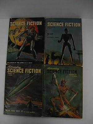 Children of the Lens; Astounding Science Fiction Nov., Dec.1947 & Jan., Feb. 1948: Smith, E.E.