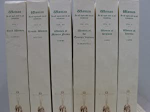 Woman in all Ages and in all Countries .(1907 ed, Fine to As New condition, 10 vol boxed set, Ltd&#...