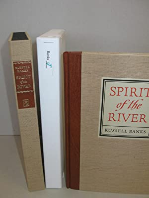 "Spirit of the River; (Signed, Ltd Letter Copy ""J""): Banks, Russell & Moser, Barry"