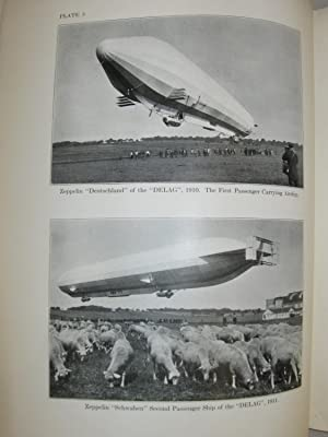 Zeppelin. The Story of a Great Achievement: Vissering, Harry