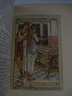 Wonder Book For Boys and Girls: (Ltd #106 of 250): Hawthorne, Nathaniel