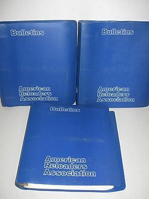 American Reloaders Association; ( 95 Bulletins ): Dan Cotterman, (Editor)