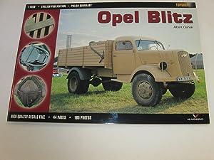 Opel Blitz: Osinski, Albert