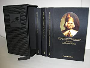 Venetian Twlght. 3 Vol Set: (Limited Numbered Edition ): Gianna Guadalupi (Ed)
