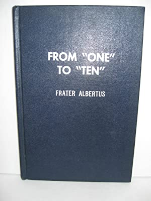 "From ""One"" to ""Ten"": Albertus, Frater"