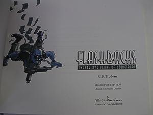 Flackbacks: 25 Years of Doonesbury: (Signed): Trudeau, G.B.