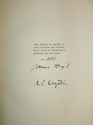 Drums: (Signed By Wyeth & Boyd, Ltd): Boyd, James