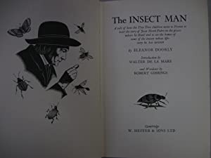 Insect Man: (Signed First): Doorly, Eleanor