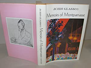 Memoirs of Montparnasse (TLs= Typed Letter signed): Glassco, John