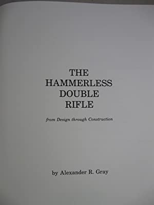 Hammerless Double Rifle [TLs. Signed]: Gray, Alexander