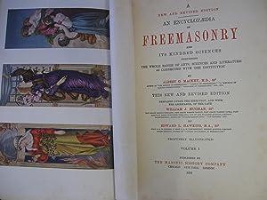 Encyclopaedia of Freemasonry: [2 Vol set]: Mackey, Albert G; McClenachan, Charles T. Et Al.