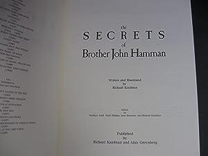 Secrets of Brother John Hamman: Kaufman, Richard