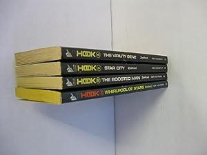 Hook #1, #2, #3, #4; [4vol. set}: Zetford, Tully [Kenneth Bulmer]