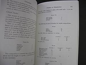 Pyrotechnics: Weingart, George W.