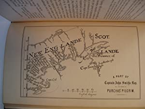 Landing at Cape Anne; Charter of the First Permanent Colony on the Territory of the Massachusetts ...