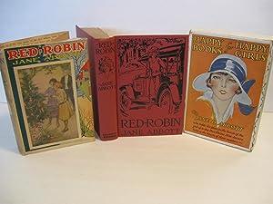 Red-Robin: Abbott, Jane D.