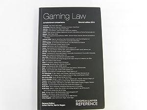 Gaming Law: Jurisdictional Comparisons: Harris, Julian; Hagan, Harris