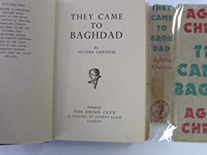 They Came to Baghdad: Christie, Agatha