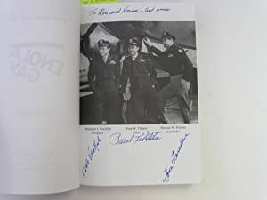 Flight of the Enola Gay; (Signed By three): Tibbets, Paul W.