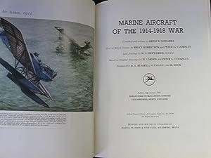 Marine Aircraft of the 1914-1918 War: Nowarra, Heinz J.