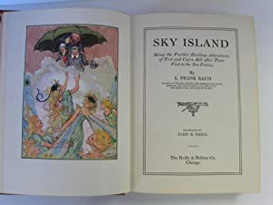 Sky Island: Baum, Frank L.