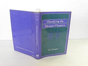 Clasifying the Zhuangzi Chapters: Xiaogan, Liu