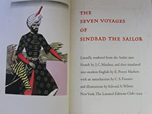 The Seven Voyages of Sindbad the Sailor