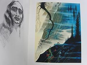 Complete Graphics of Eyvind Earle: [Signed in 1st Vol; Two Vol Set]: Earle, Eyvind