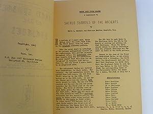 Sacred Symbols of the Ancients: Randall, Edith L.; Campbell, Florence Evylinn