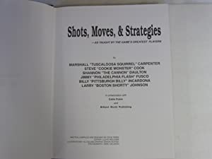 Shots, Moves and Strategies as Taught By the Game's Greatest Players: Robin, Eddie