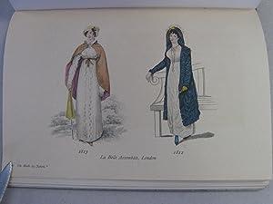 Die Mode. Menschen und Moden im neunzehnten Jahrhundert. Nach Bildern und Kupfern der Zeit. Ausgew&...