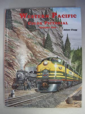 WESTERN PACIFIC COLOR PICTORIAL: vol 1: Clegg, Adam